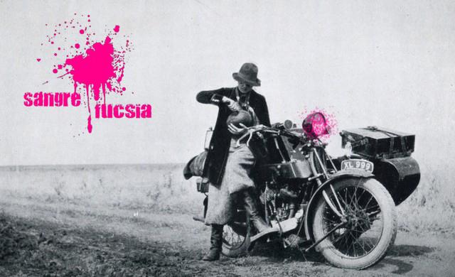 Sangre Fucsia-Intrepidas exploradoras