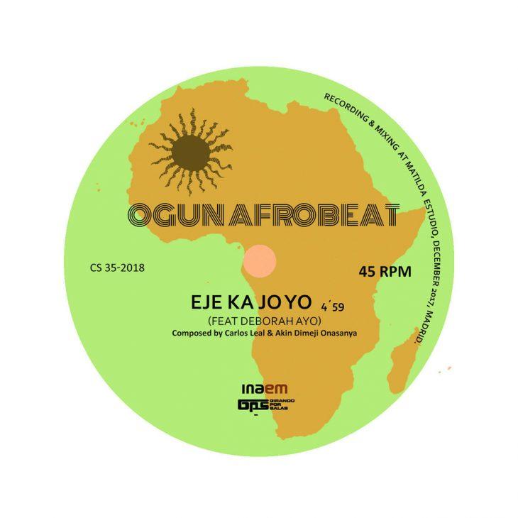 Ogun Afrobeat - Eje Ka Jo Yo