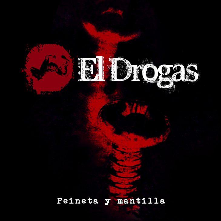 EL DROGAS - Peineta y mantilla