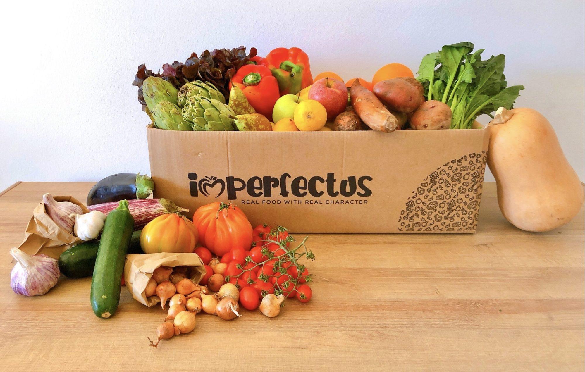Fruta y verdura Imperfetux Box